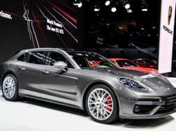 La Porsche Panamera Sport Turismo