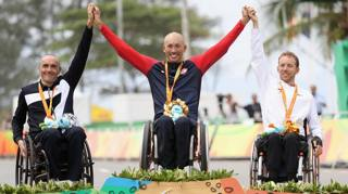 Mazzone sul podio di Rio nella prova individuale