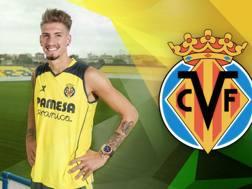 L'attaccante del Villarreal Samu Castillejo, 25 anni