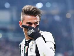 Paulo Exequiel Dybala, 23 anni, attaccante argentino della Juventus. Ansa