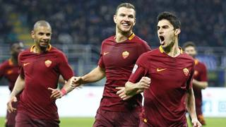 Diego Perotti, 4 gol da subentrato nella Roma. LaPresse