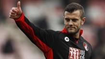 Jack Andrew Garry Wilshere, 25 anni, centrocampista inglese del Bournemouth. Reuters