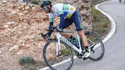 Alejandro Valverde. Afp