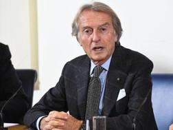 Luca di Montezemolo, 69 anni. Ansa