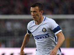 Ivan Perisic, attaccante croato dell'Inter. Getty