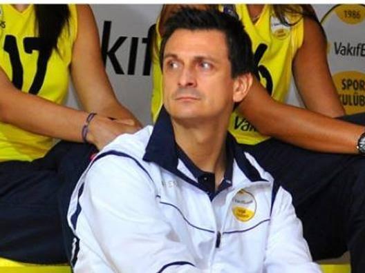 Giovanni Guidetti con il Vakifbank, il primo posto in stagione regolare è blindato da un po'