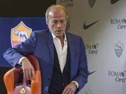 Walter Sabatini, alla Roma dal 2011. Getty