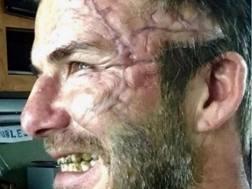 David Beckham dopo il