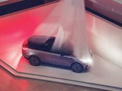 La Range Rover Velar