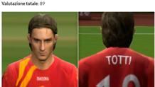 Francesco Totti in Fifa 2006