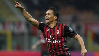Carlos Bacca, 12 gol in campionato. Getty