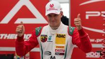 Mick Schumacher corre l'Europeo F3 con la Prema. Getty