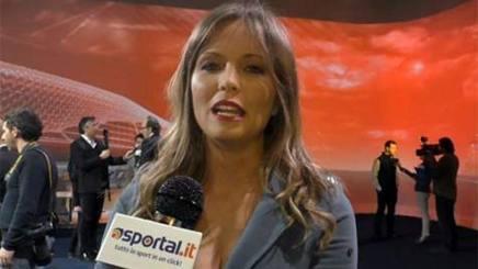 Irene Saderini, nuova giornalista Mediaset per seguire la Superbike