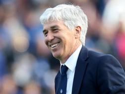 Gian Piero Gasperini, allenatore dell'Atalanta.  Lapresse