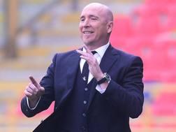 Rolando Maran, tecnico del Chievo. Getty