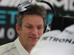 James Allison, direttore tecnico in Mercedes