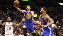 Stephen Curry, 29 anni. Reuters