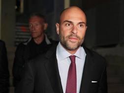 Il presidente del Cagliari Tommaso Giulini . LaPresse