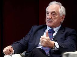 Alberto Bombassei, 77 anni, presidente di Brembo. Lapresse