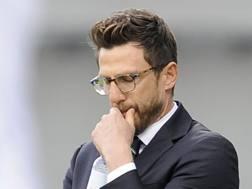 Eusebio Di Francesco, allenatore del Sassuolo. Getty Images