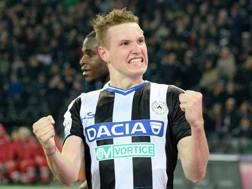 Jakub Jankto, 21 anni, centrocampista dell'Udinese. Getty Images