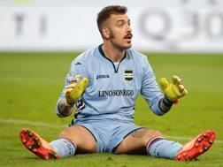 Emiliano Viviano, portiere della Sampdoria. Getty Images
