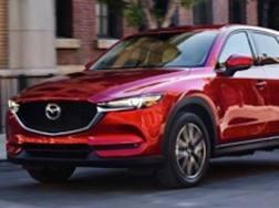 La nuova Mazda CX-5