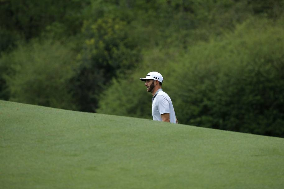 Dustin Johnson. Reuters