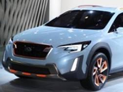 Il crossover Subaru XV