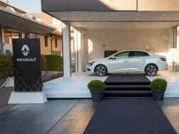 La Suite Renault in via Tortona a Milano