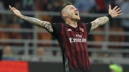 Juraij Kucka, 30 anni, centrocampista del Milan. Getty