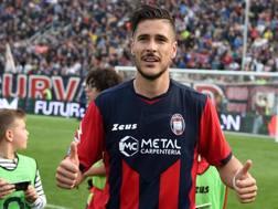Diego Falcinelli, 25 anni. Lapresse