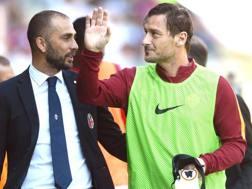 Francesco Totti, 40 anni,