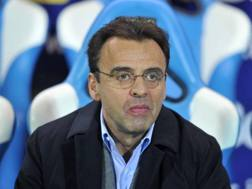 Fabrizio Corsi, presidente dell'Empoli. LaPresse