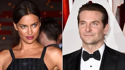 Irina Shayk, 31 anni, e Bradley Cooper, 42. Arch. Gazzetta