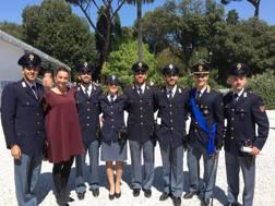 Paltrinieri, Di Francisca, Di Costanzo, Rossetti, Santarelli, Fichera,Longo Borghini