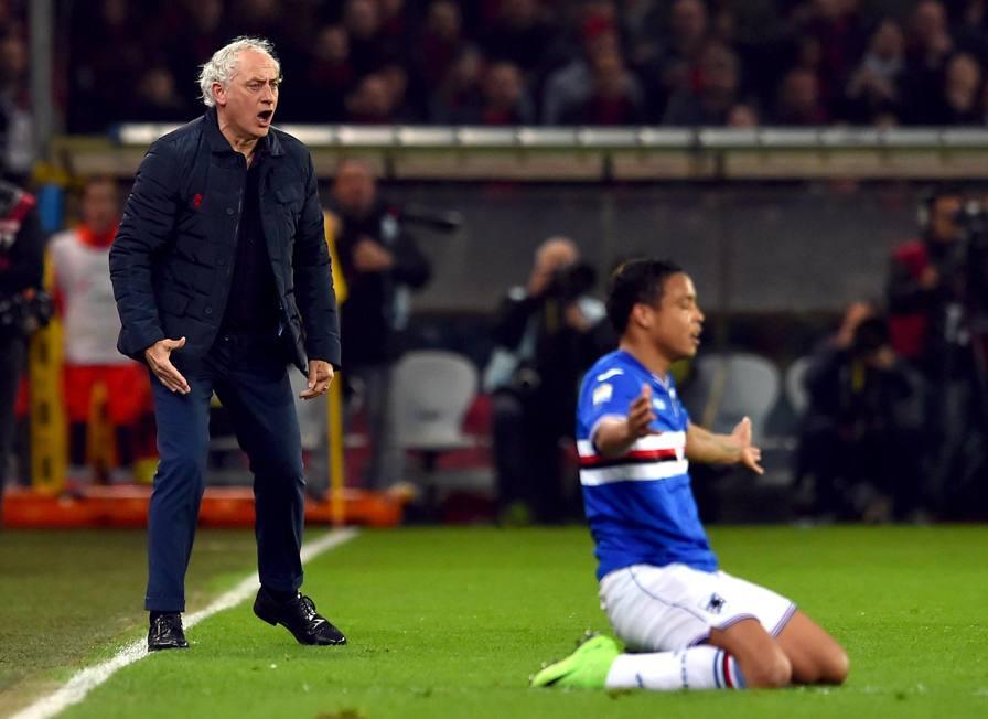 Genova,7 Daspo per derby Altri 5 per Samp-Juventus