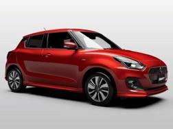 La nuova Suzuki Swift