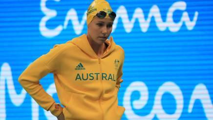 L'australiana Emma McKeon. Ap