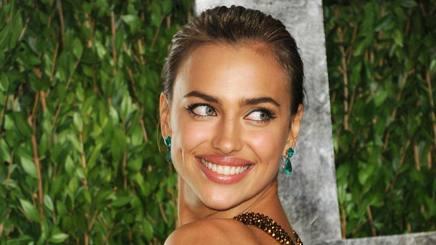 La modella russa Irina Shayk , 31 anni. Afp