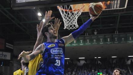 Andrea Ancellotti, 29 anni. Foto Facebook Treviso Basket