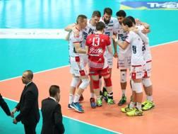 Trento vince 3-0 in gara-1. Trabalza