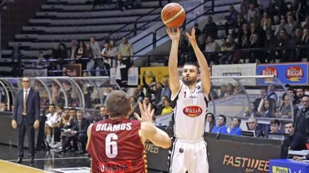 Dardan Berisha al tiro CIAM/CAST