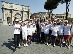 La Ryder Cup nel 2022 sarà a Roma ANSA