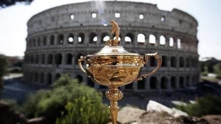 La Ryder Cup sarà ospitata per la prima volta dall'Italia nel 2022 ANSA
