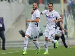 Omar El Kaddouri e Manuel Pasqual, match winners di giornata. Getty