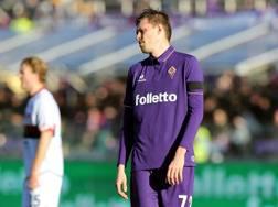 Josip Ilicic, sloveno della Fiorentina. Getty