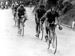 Fiorenzo Magni al Giro del 1948
