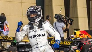 Bahrain, la prima volta di Bottas in pole