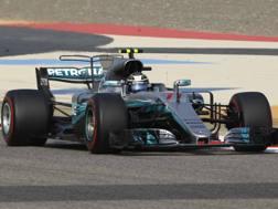 Valtteri Bottas, prima pole della carriera in F1. Lapresse